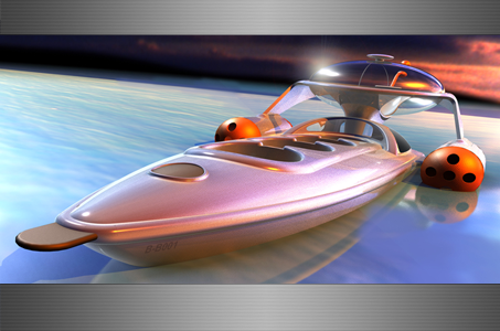 Thumbnail image for Beverage Boat